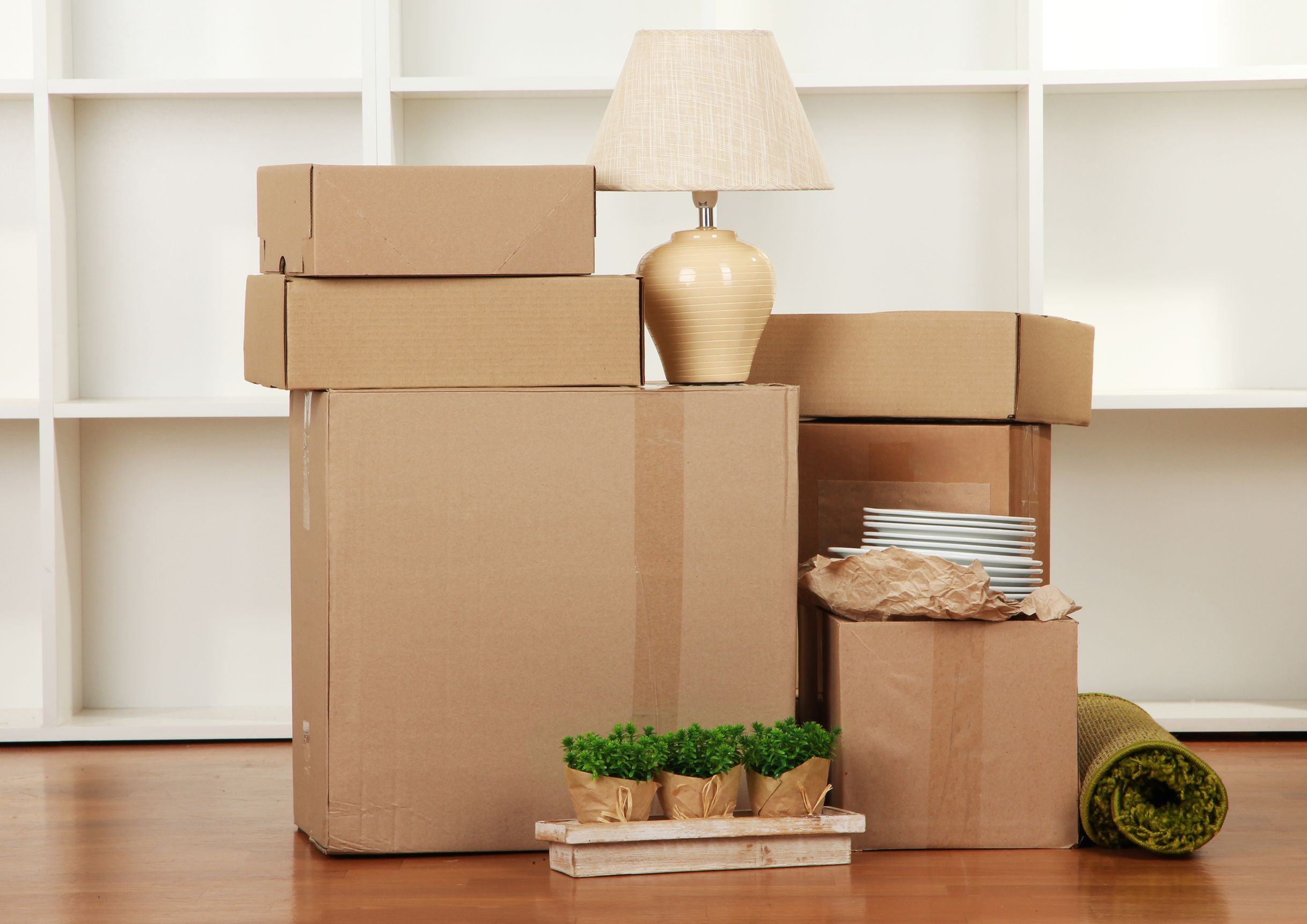 Moving Removals Man With A Van And Storage Solutions
