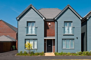 UK government announce discounted starter homes for first time buyers