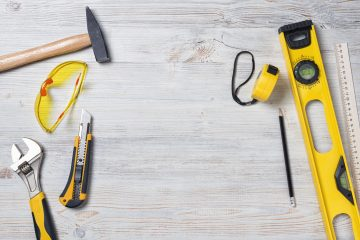 Ten Tools a First Time Buyer must Own